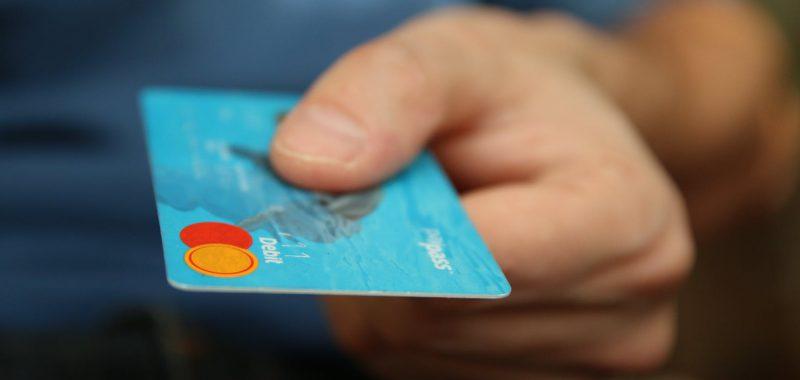 De veranderingen in het gebruik van een zakelijke creditcard